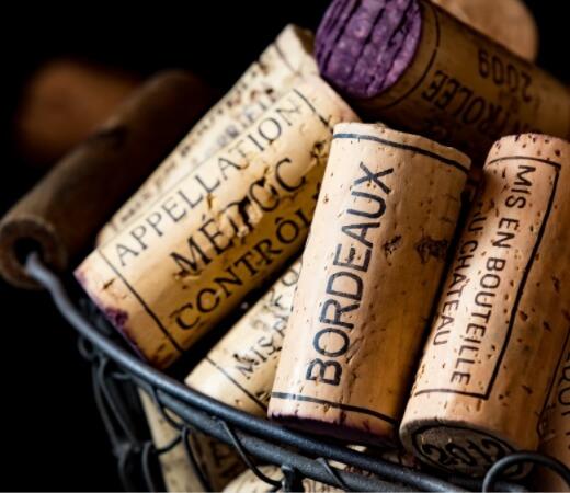 Les Vins français par Régions
